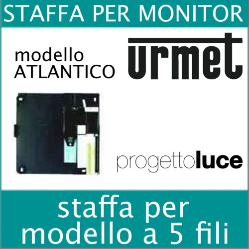 Urmet 1202/955 staffa monitor atlantico