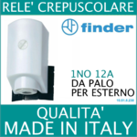 FINDER RELE' CREPUSCOLARE