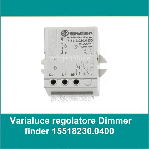 Varialuce regolatore DIMMER FINDER 155182300400