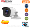 HIKVISION TELECAMERA BULLET 4IN1  HD 4MPX IP66