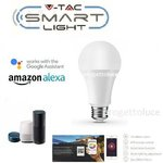 E27 10W Wifi Smart LED RGB W CAL Lampadina